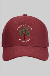 Holly Trees Primary - Cap Burgundy