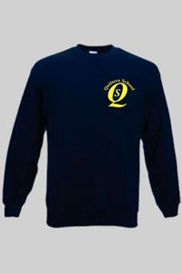 Quilters - Sweatshirt Light Navy