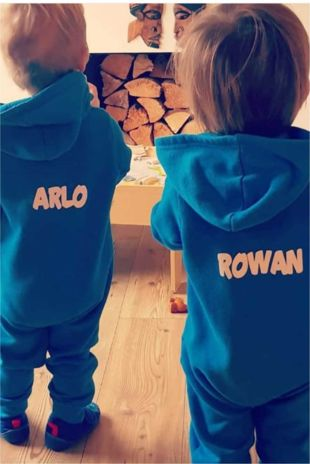 Personalised Family Onesies