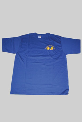 Jack & Jill Preschool - Childs T-Shirt Royal Blue
