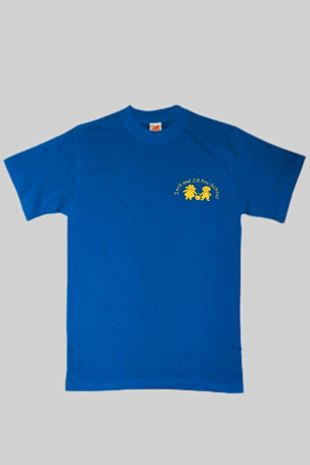 Jack & Jill Preschool - Staff Unisex T-Shirt Royal Blue
