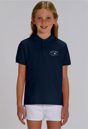 New Mill Infants & Juniors - Polo Shirt Navy