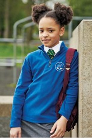 Rettendon Primary School - Fleece Royal Blue