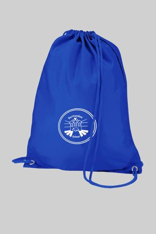 Rettendon Primary School - P.E Bag Royal Blue