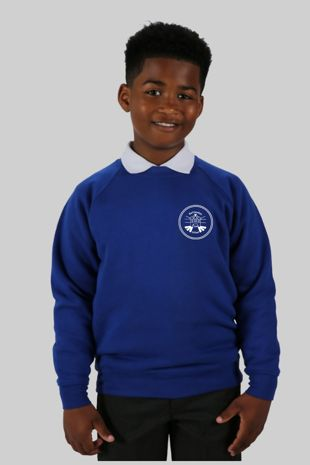 Rettendon Primary School - Sweatshirt Ocean