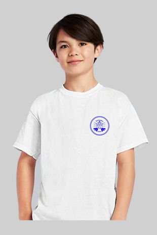 Rettendon Primary School - P.E T-Shirt White