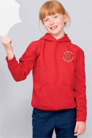 St Peters Market Bosworth Year 6 2021 Leavers Hoodie