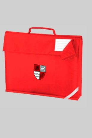 Willowbrook Primary - Book Bag Red
