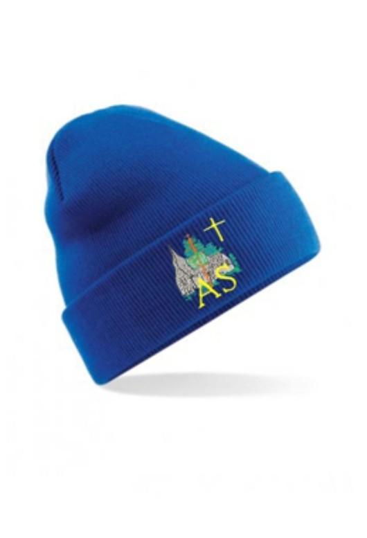 ... Church of England Primary School   Hutton All Saints Primary - Woolly  Hat Royal Blue. HASWH.jpg  ROSU.jpg. HASWH.jpg bbabf238789d