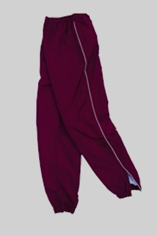 Holly Trees Primary - Tracksuit Bottoms Burgundy