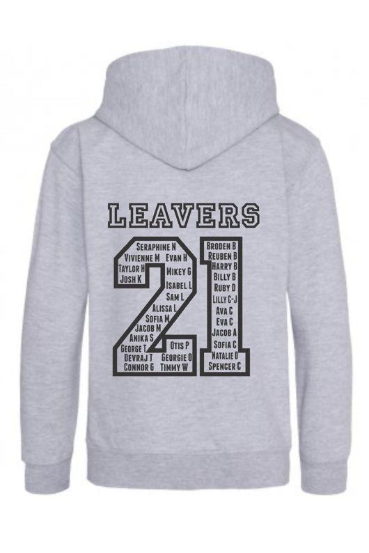 Hockley Heath Academy Year 6 2021 Leavers Hoodie