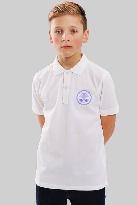 Rettendon Primary School - Polo Shirt White