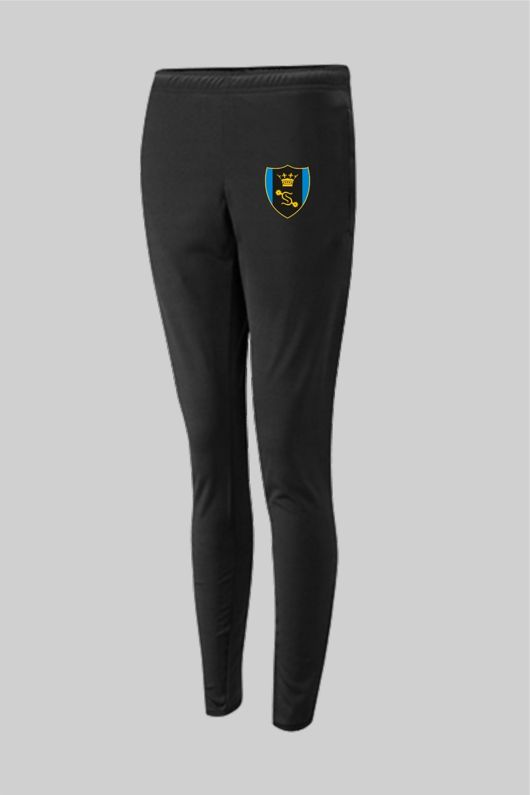 Shenfield High School  *NEW YEAR 7 2020* - Tracksuit Bottoms (Optional) Black