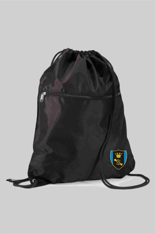 Shenfield High School - P.E Bag Black